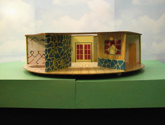 Eagle Dollhouse