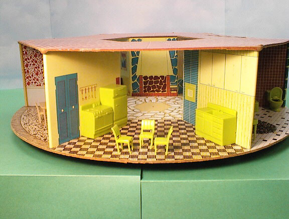 Eagle Dollhouse