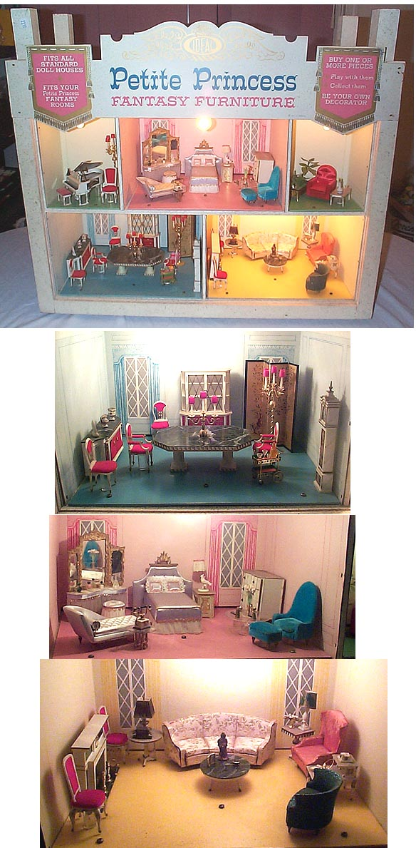 petite princess doll house